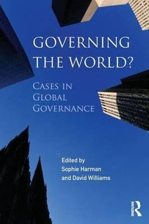 Cover of Governing the World?
