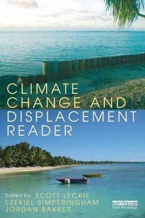 Cover of Climate Change and Displacement Reader