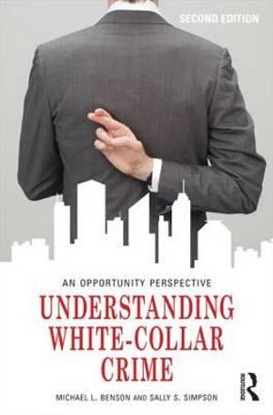 Cover of Understanding White-Collar Crime