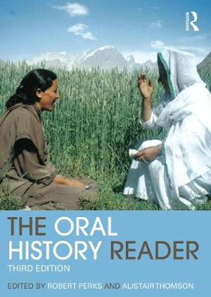 Cover of The Oral History Reader
