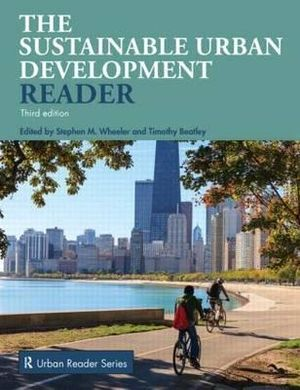 Cover of Sustainable Urban Development Reader