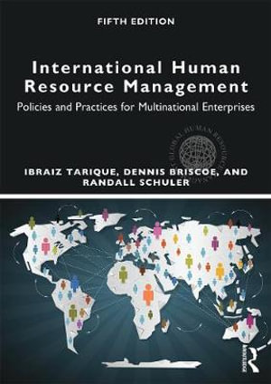 Cover of International Human Resource Management