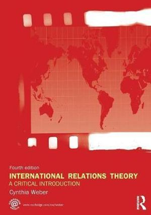 Cover of International Relations Theory