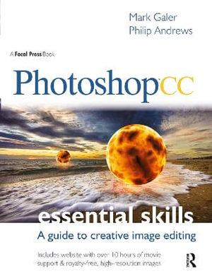 Cover of Photoshop CC Essential Skills