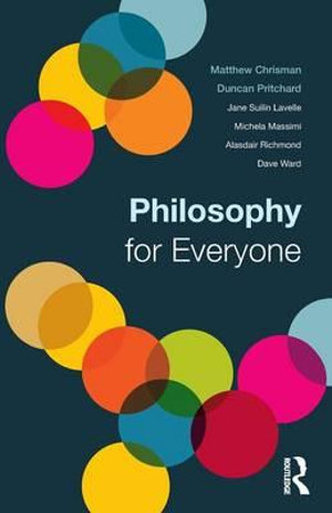 Cover of Philosophy for Everyone