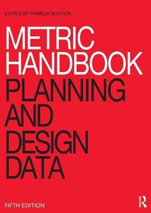 Cover of Metric Handbook