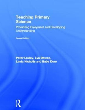 Cover of Teaching Primary Science