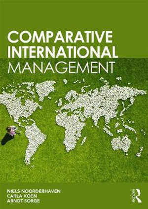 Cover of Comparative International Management