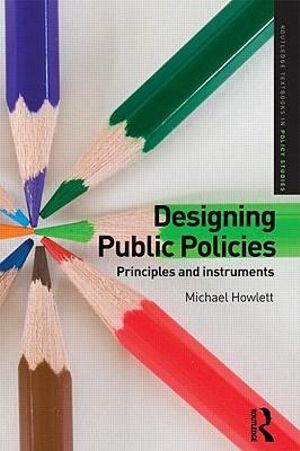 Cover of Designing Public Policies