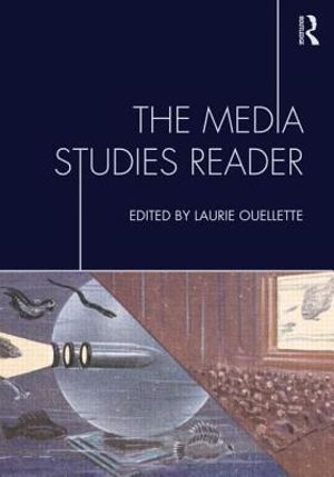 Cover of The Media Studies Reader