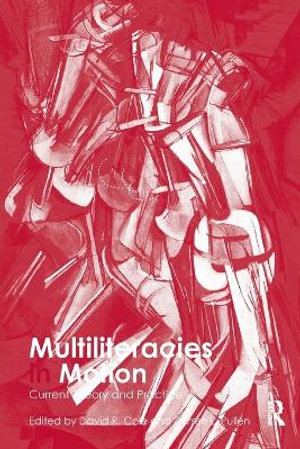 Cover of Multiliteracies in Motion