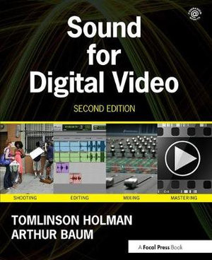Cover of Sound for Digital Video