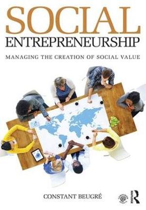 Cover of Social Entrepreneurship