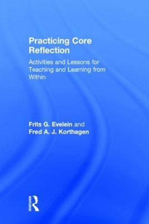 Cover of Practicing Core Reflection
