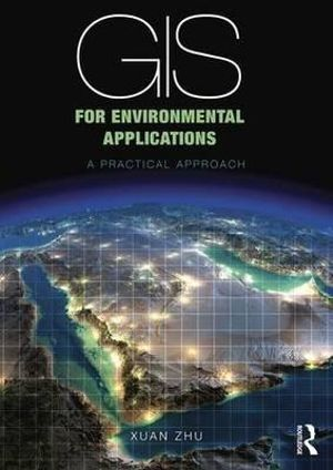Cover of GIS for Environmental Applications