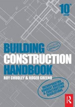 Cover of Building Construction Handbook