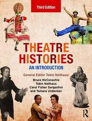 Cover of Theatre Histories