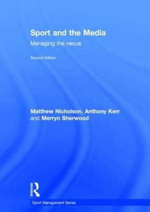 Cover of Sport and the Media