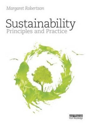 Cover of Sustainability: Principles and Practice