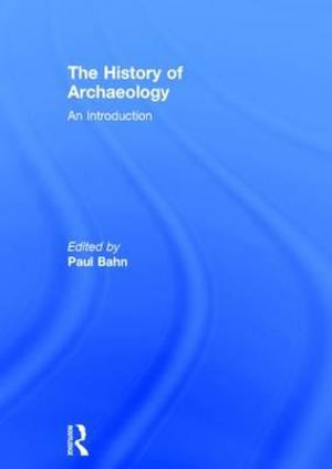 Cover of The History of Archaeology