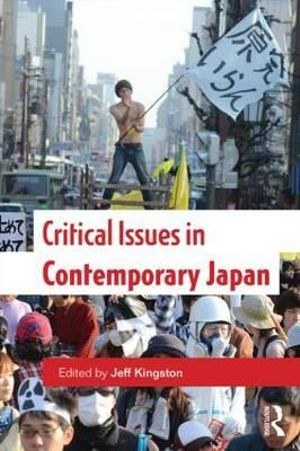 Cover of Critical Issues in Contemporary Japan