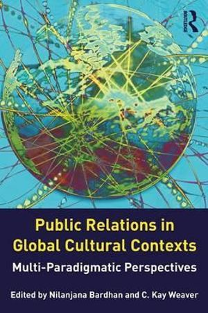 Cover of Public Relations in Global Cultural Contexts