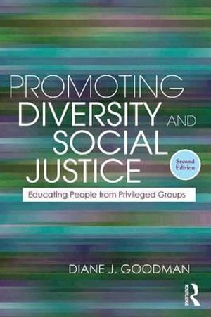 Cover of Promoting Diversity and Social Justice