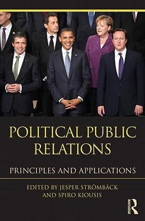 Cover of Political Public Relations