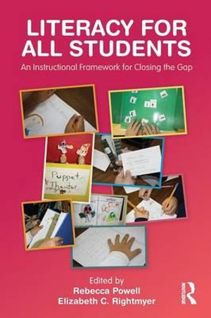 Cover of Literacy for All Students