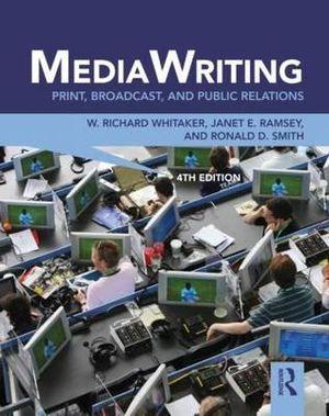 Cover of Mediawriting