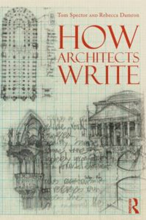 Cover of How Architects Write