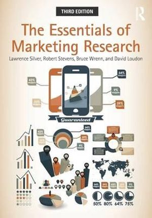 Cover of The Essentials of Marketing Research