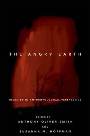 Cover of The Angry Earth