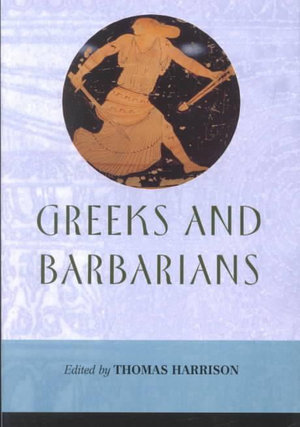 Cover of Greeks and Barbarians