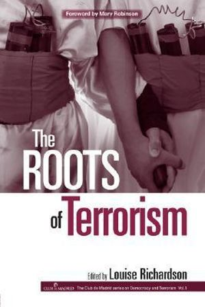 Cover of The Roots of Terrorism