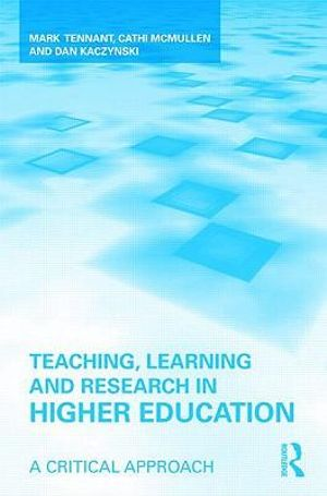 Cover of Teaching, Learning and Research in Higher Education