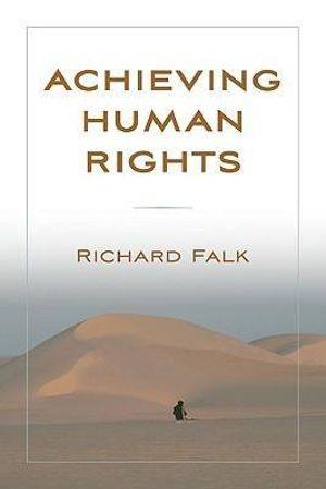 Cover of Achieving Human Rights