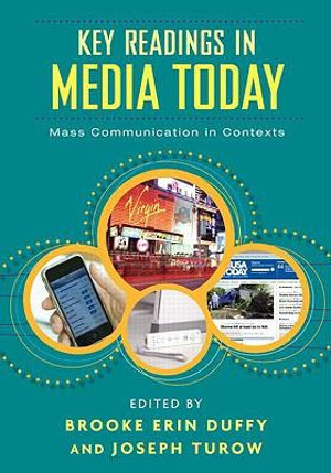 Cover of Key Readings in Media Today