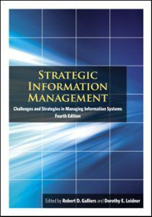 Cover of Strategic Information Management