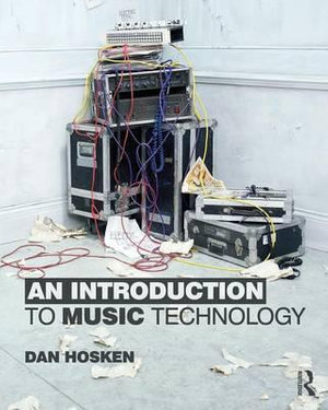 Cover of An Introduction to Music Technology
