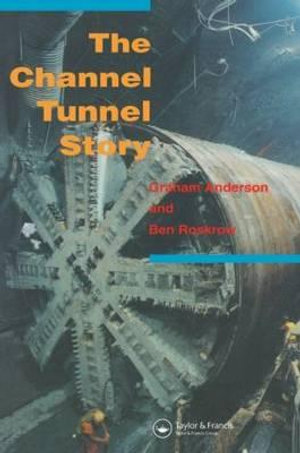 Cover of The Channel Tunnel Story