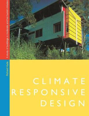 Cover of Climate Responsive Design