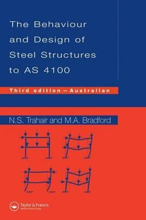 Cover of The Behaviour and Design of Steel Structures to AS 4100