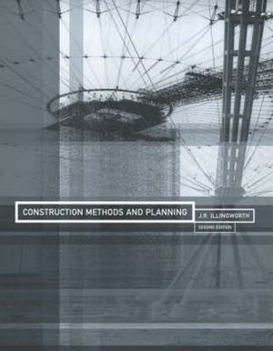 Cover of Construction Methods and Planning