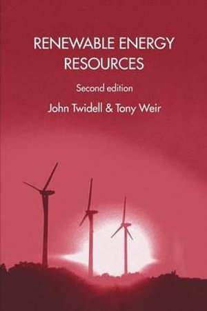 Cover of Renewable Energy Resources
