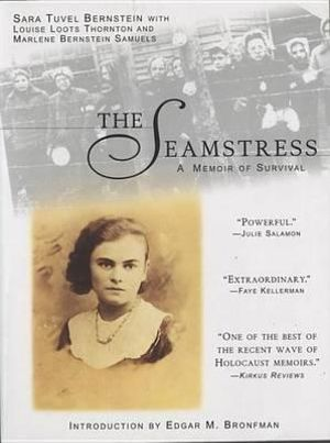 Cover of The seamstress