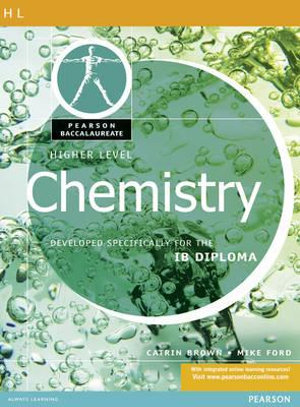 Cover of Higher Level Chemistry