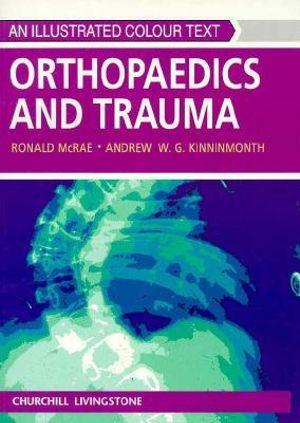 Cover of Orthopaedics and Trauma