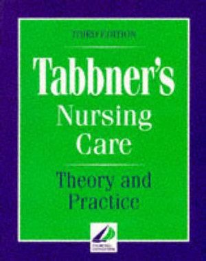 Cover of Tabbner's Nursing Care