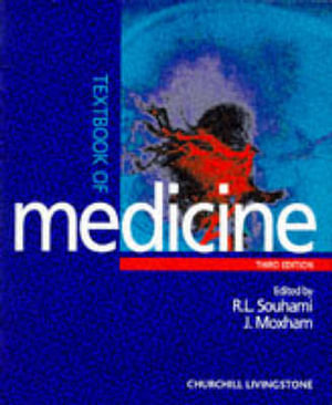 Cover of Textbook of Medicine